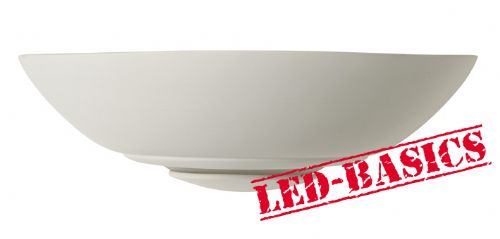 LED-Basics, Wall Lighting, Fabiola Ceramic LED Wall Light